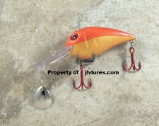 JLVLures Bladed Shad- Salmon Slayer JBS140TR Lure Lures JLV Fishing  Bass Pike