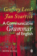 A Communicative Grammar of English-ExLibrary