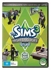The Sims 3 - High-End Loft Stuff for PC / Mac, BRAND NEW, Australian Stock