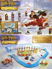 2001 TYCO Mattel 440-X2 HARRY POTTER Quidditch Snitch! Slot Car RACE SET Sealed