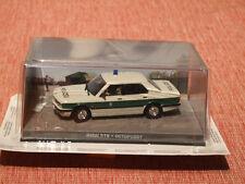 JAMES BOND BMW 518 POLICE CAR with magazine No 66.