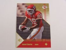 Jamaal Charles ROOKIE CARD #126 (Lot of 6) 2008 Upper Deck SP ROOKIE EDITION