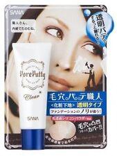 SANA Keana Pate Shokunin Pore Putty Face Primer (Clear) 25g Made in Japan F/S