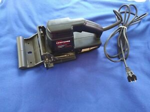 Sears Craftsman Plate Jointer Model 315175010