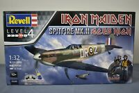 Revell Iron Maiden Aces High Spitfire Mk.II 1:32 Scale Model Kit