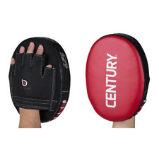 Century Boxing/MMA/Workout Brave Punch Mitts - Red, Black