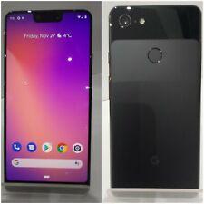 Google Pixel 3 XL - 64GB - Just Black (Unlocked) Warranty Smartphone