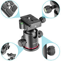 Neewer Professional All Metal Photography Camera Tripod Ball Head
