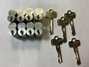 8-Best Lock Cormax K1 used cores keyed