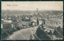 Verona Città SCOLLATA cartolina ZKM8909