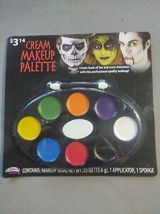 Cream Makeup Palette Zombie Halloween Vampire kit