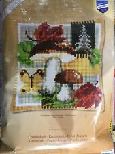 Vervaco Mushrooms Cross Stich Kit