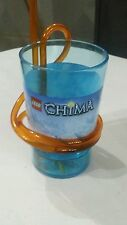 Lego Chima Tumbler with Golden Straw 2014