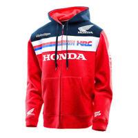 2018   Honda HRC Racing Zip Hoodie Moto GP