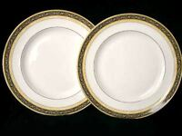 """2x WEDGWOOD INDIA SIDE PLATES 15cm 6"""" DIAMETER NEW AND BEST QUALITY G1"""