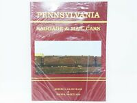 PRR Pennsylvania Railroad Baggage & Mail Cars by Liljestrand & Sweetland ©2005