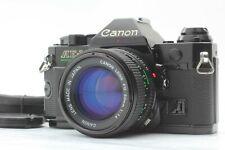 【Near MINT】Canon AE-1 Program 35mm SLR Camera w/FD 50mm f1.4 Lens from JAPAN 378