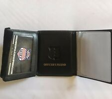 Mini Badge Wallet Officer Friend credit Cards/Id Pictures.