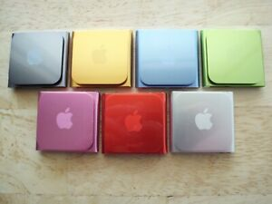 Apple iPod Nano 6th Gen. 8, 16 GB - new, unused with new battery - all colors -