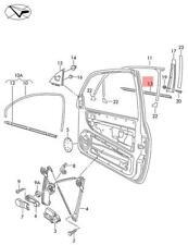 1S0823737 e-Up Sello Original Para La Cerradura portador VW up