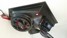 "NEW! Overhead Stereo Radio Console UTV Polaris RZR Ranger General 6.5"" Speakers!"