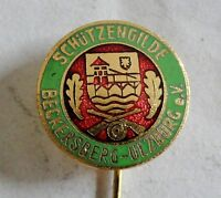 Schützengilde Beckersberg-Ulzburg e.V. - Anstecknadel / PIN