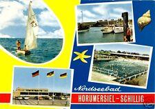 AK, Nordseebad Horumersiel-Schillig, vier Abb., gestaltet, um 1971