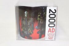 2000 AD Judge Dredd Dark Judges Titan Ceramic Coffee Cup Mug * NEW in BOX