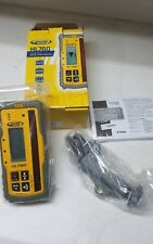Spectra Precision Hl760 Digital Readout Receiver Withrod Clamp