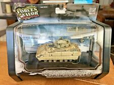 FORCES of VALOR-Unimax -1:72 scale -  U.S. M3A2 BRADLEY (BAGHDAD 2003)