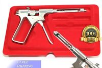 Genuine Intraligamental Gun Syringe Anesthetic Pistol 1.8mL DENTAL INSTRUMENTS