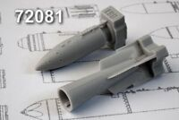 Advanced Modeling 1/72 RN-28 Soviet nuclear bomb AMC72081