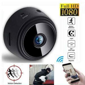 UK Mini Camera Wireless Wifi IP Home Security HD 1080P DVR Night Vision Remote