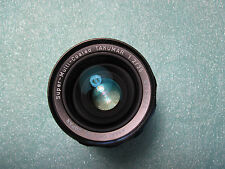 35mm f/2 Super Multi Coated Takumar 2/35 M42 Camera Lens -- slight haze