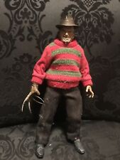 NECA Retro Cloth 8? A Nightmare On Elm Street Freddy Action Figure