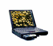 Vintage IBM ThinkPad 760XL P166MMX 2GB Color Laptop Notebook Computer Windows 98