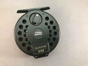 Abu Garcia Diplomat 256 Fly Reel   Great Condition