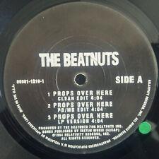 "The Beatnuts – Props Over Here - Vinyl, 12"", 33 ⅓ RPM - US - 1994 - Hip Hop"