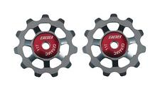 BBB AluBoys Ceramic 11T Jockey Wheels  9/10/11 Speed Shimano-Campag-Sram BPD-22