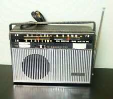 Vintage General Electric Instant Weather AM/FM Radio/ CB/TV Sound-Model #7-2964A