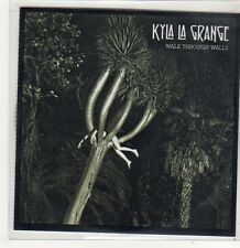 (FJ640) Kyla La Grange, Walk Through Walls - DJ CD