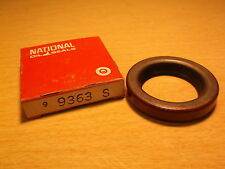NEW National Oil Seal 9363S Rear Wheel Seal *FREE SHIPPING*