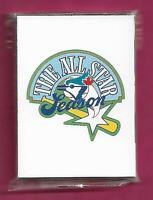 1991 TORONTO BLUE JAYS THE ALL STAR  SEAL SET CARD (INV# C1034)