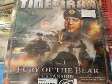 Tide of Iron Fury of the Bear Campaign Expansion - A1 Games War Board Game New