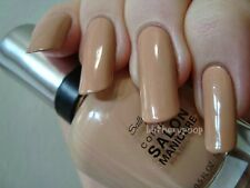 New! Sally Hansen Salon Manicure Nail Polish Lacquer in Camelflage ~ Honey Beige