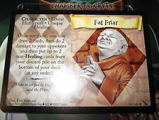 HARRY POTTER TCG GAME CARD CHAMBER OF SECRETS FAT FRIAR 19/140 RARE MINT ENGLISH