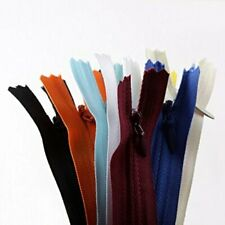 20pcs 9 inch YKK assorted color invisible zippers--