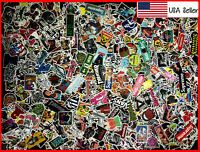 400 New Random Skateboard Stickers bomb Laptop Luggage Decals Dope Sticker Lot