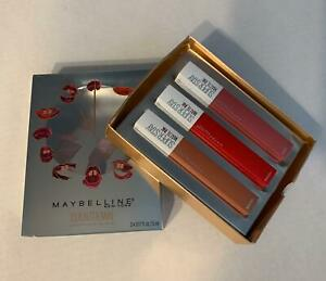 MAYBELLINE Superstay Matte Ink Liquid Lipstick - Choose Yours!