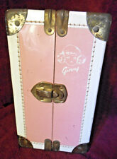 Vogue Ginny Doll Trunk Pink Metal